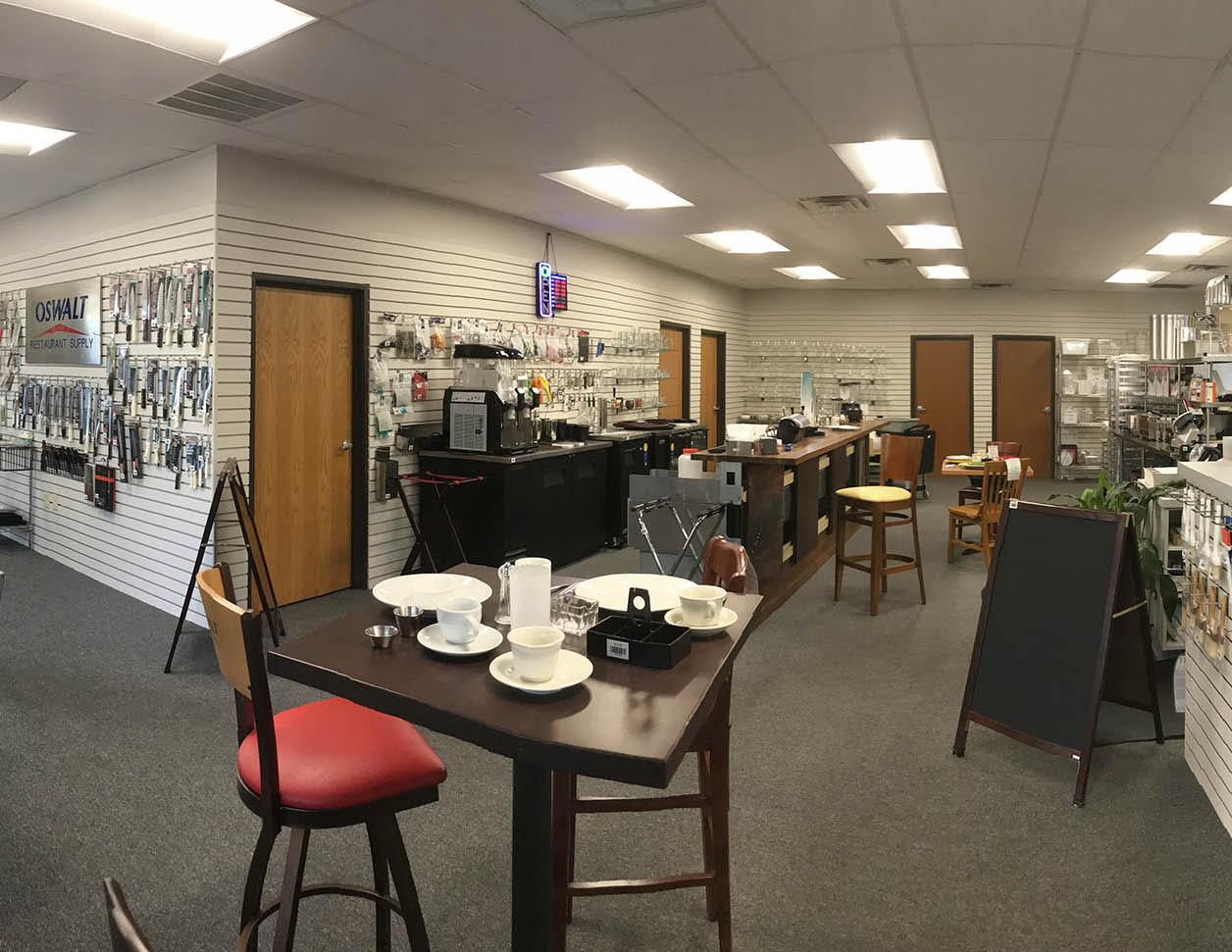 Oswalt Showroom