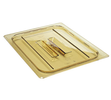 High Heat Pan Cover - Amber
