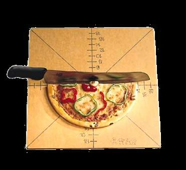 Pizza Slice Board