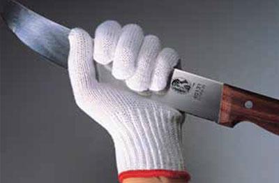 Cloth Cutting Gloves