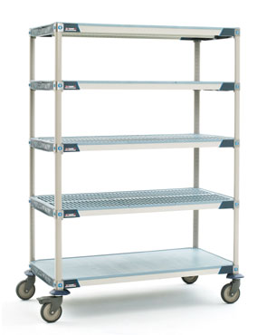 Mobile Shelving Units