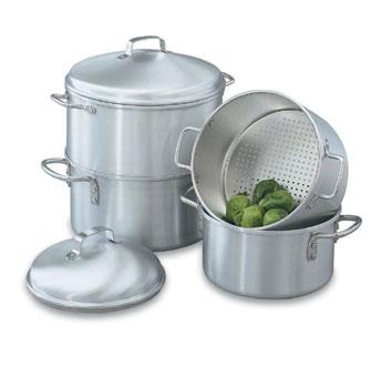 Steamer/Boiler Set