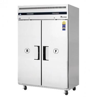 ESRF2A- Reach-In dual temperature Refrigerator/Freezer combo