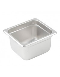 SPJP-604 -         1/6 Size Steam Table Pan