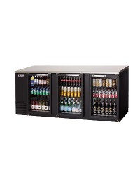 EBB90G- Back Bar Refrigerator
