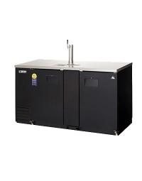 EBD3-BB- Back Bar & Direct Draw Keg Refrigerator Combo