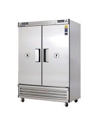 EBRF2- Reach-In Dual Temperature Refrigerator/Freezer combo