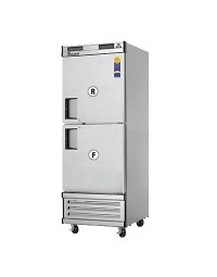 EBWRFH2- Reach-In dual temperature Refrigerator/Freezer combo