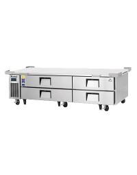 ECB82-86D4- Chef Base Refrigerator