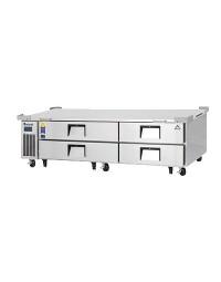 ECB82D4- Chef Base Refrigerator