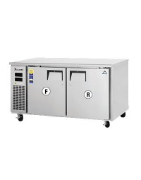 ETRF2- Undercounter/Worktop Dual Temperature Refrigerator/Freezer combo