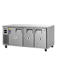 ETRF3- Undercounter/Worktop Dual Temperature Refrigerator/Freezer combo