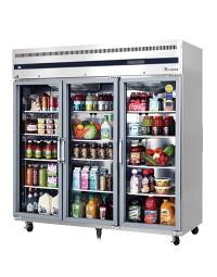 ESGR3A- Reach-In Refrigerator