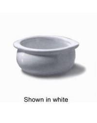DC12C Onion Soup Crock White