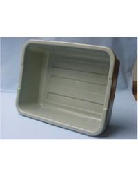 21157CBPL180- Light Gray Cambox® Bus Box