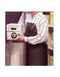 615NBA-BK- Bib Apron No Pocket