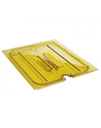 20HPCHN150- 1/2 Size Amber H-Pan Cover