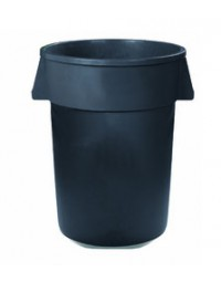 34104423- 44 Gal Waste Container Gray