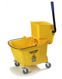 35/36 Qt Mop Bucket Combo Side Press
