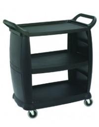 CC203603- 3 Shelf Bus Cart