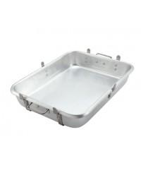 "ALRP-1824L- 24"" x 18"" Double Roast Pan"
