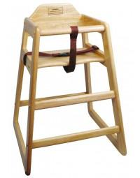 CHH-101- High Chair Natural
