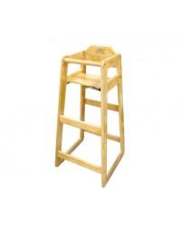 CHH-601- High Chair Natural