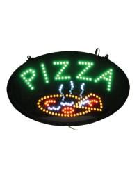 "LED-11- LED Sign ""PIZZA"""