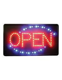 """LED-6- LED Sign """"Open"""""""