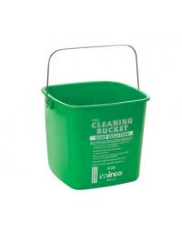 PPL-6G- 6 Qt Cleaning Bucket Green