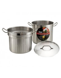 SSDB-20S- 20 Qt Steamer/Pasta Cooker