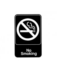 "SGN-601- ""No Smoking"" Sign"