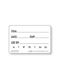 DSLBX23R- Dissolving Labels
