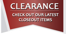Checkout our clearance selection.